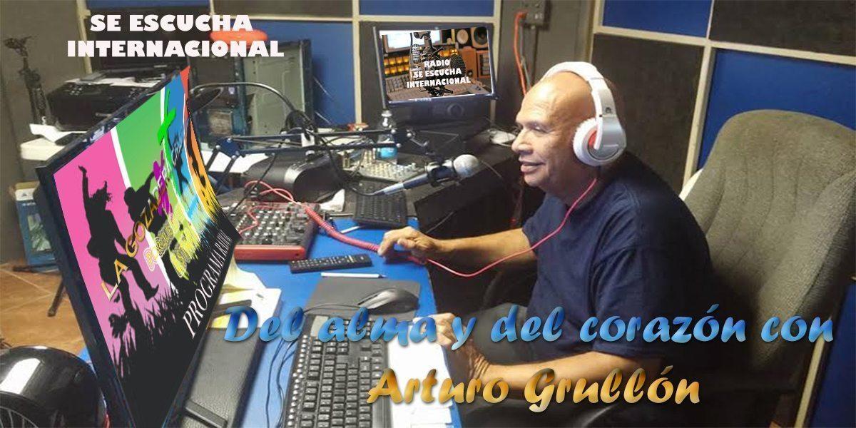 Del alma y del corazon con Arturo Grullon